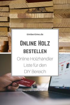 Order wood online-Online Holz bestellen At these online shops you will find everything for your DIY project! Diy Home Crafts, Diy Crafts To Sell, Diy Home Decor, Woodworking Shop, Woodworking Projects, Wood Online, Cards Against Humanity, Things To Sell, Online Shops