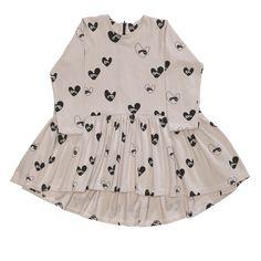 Beau LOves Oversized Dress Bandit Lovehearts   www.littlesahou.com