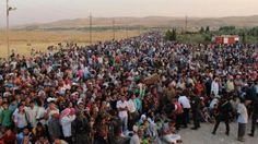 06/20/2014 - Refugee Numbers Exceed 50 Million Due to Global Conflicts