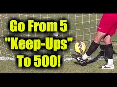 """He went from """"5 to 500″ keep-ups with this advice... Click here to find out: https://www.youtube.com/watch?v=gwZhnfTlB0M Please Like, Comment, and SHARE this video!"""