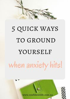 If you ever feel anxious or overwhelmed, these 5 techniques will help…