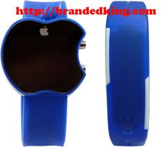 Latest Apple shape & LED Band watch for boys/Girls. https://www.facebook.com/brandedking.in