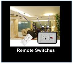Saves Energy - Switch off when not required - conveniently