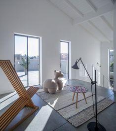 Kibbutz House by Henkin Shavit Architecture & Design