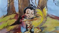 Doamna Fagilor: 2018 Kids And Parenting, Fall Decor, Disney Characters, Fictional Characters, Princess Zelda, Gabriel, Autumn, Archangel Gabriel, Fall Season