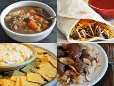 Top 4 Beef Recipes