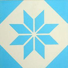 VN Azule 05 Zementfliesen von Designfliesen.de