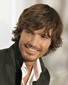 Longer Hairstyles For Men Beauteous Mens Medium Length Hairstyles  New Men Haircuts  Hairstyles