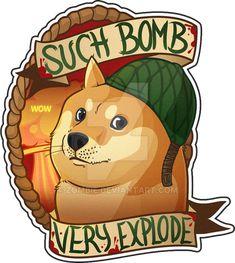 CS:GO Sticker - Doge by zombie