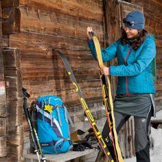 Míra Duch otestoval skialp výbavu RSR La Sportiva Blog, Blogging