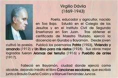 Virgilio Davila 1869 - 1943