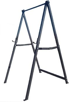 A-1 Squat Rack with Pull-up Bar  http://www.repfitness.com/strength-equipment/squat-racks/a-1-squat-rack-with-pull-up-bar