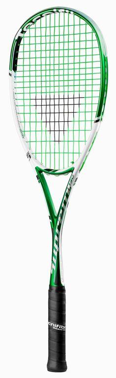 Tecnifibre Suprem 130 Squash Racket £99.99 - Squash - Squash Rackets Squash and Racketball Specialist Online Store - HitTheNick.com