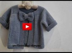 Side Button Easy Baby Vest How To . - Mansur Sağcan - - Side Button Easy Baby Vest How To . Warm Outfits, Cool Outfits, Preppy Trends, Baby Girl Vest, Pull Bebe, Cardigan Design, Baby Pullover, How To Start Knitting, Crochet Poncho