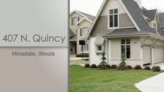 Bryan Bomba, @coldwellbanker, and HiRez Productions present 407 N. Quincy in Hinsdale, IL.