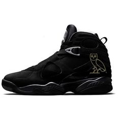 WILL A DRAKE x AIR JORDAN 8 RELEASE? Sneaker Freaker ❤ liked on Polyvore featuring s h o e s and shoes