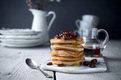 gesunde buchweizenpancakes