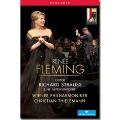 Renée Fleming : Live In Concert (Dvd) New Release