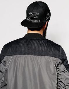1820a5333a9 New Balance Courtside Snapback Cap