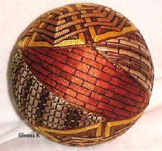 Temari ball - symbol of perfection