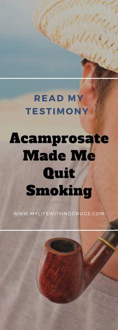 Try to Quit SMOKING with Acamprosate . Read my testimony  https://mylifewithnodrugs.com/acamprosate/