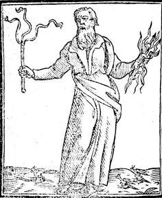 Azote de Dios, Iconlogía Cesare Ripa