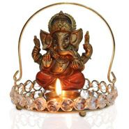 Divine Ganesha Diwali Gifts, Online Gifts, Ganesha, Ceiling Lights, Crystals, Jewelry, Decor, Collection, Jewlery
