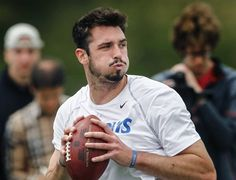 Denver Broncos draft Paxton Lynch at No. 26