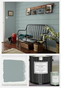 Find out what colors are Joanna Gaines' 2018 paint color picks and where she thinks we are heading in color. Featuring colors from Joanna's Magnolia Home paint line she shares what colors are…MoreMore #RemodelingGarageIntoRoom
