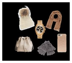 """Untitled #19"" by nerma-brigic ❤ liked on Polyvore featuring Kate Spade, Barneys New York, Steve Madden and Michael Kors"