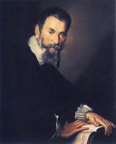 Portrait de Claudio Monteverdi. Bernardo Strozzi, 1640 , Innsbruck Landesmuseum Fernandeum