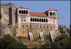 Castelo de Leiria - ALGUERGUE