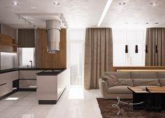 Бруклин - дизайн квартиры
