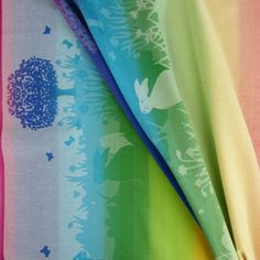 Baby Wrap Sling Easter Rainbow 2016 - Limited Editions | At DIDYMOS