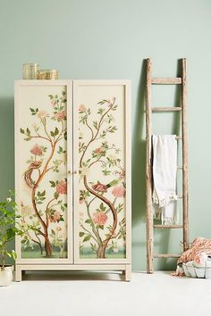 Havenview Armoire   Anthropologie