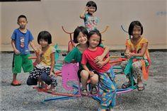 FDSC provides playground equipment to Asia Hope Children's home