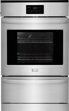 Frigidaire FFGW2415QS 24 33 cu ft Capacity Gas Single Wall Oven in Stainless Steel ** More info could be found at the image url. (Note:Amazon affiliate link)