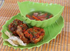 Sop Buntut Balado   Spicy oxtail soup, a typical Indonesian recipes