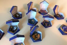 2 Kindergeburtstag Harry Potter Schokofroschboxen