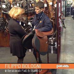 Filippo Bologni a Fieracavalli Verona