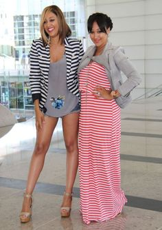Style Watch: Tia & Tamera Mowry. Click to get the look for less!