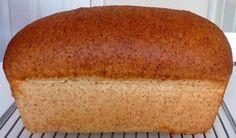 PÃO DE FORMA INTEGRAL SUPER SIMPLES de Anne Ashmore A RECEITA Os ingredientes 350 g de farinha de trigo integral 50 g de farinha de trigo tipo 1 8 g de sal 10 g de açúcar 7 g de fermento seco insta...