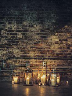 Amy Osaba Events Flower Workshop #lantern #candle