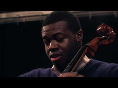 Kevin Olusola performing Ridin Solo on cello