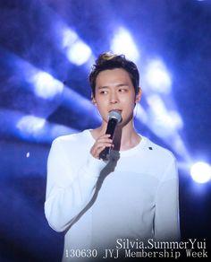 2013 JYJ Membership Week, Korean Fanmeeting – Part 6: Park Yoochun