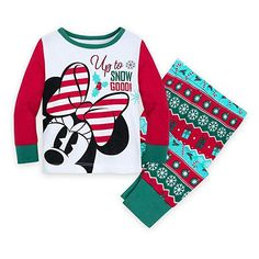 Disney Mickey Mouse PJ PALS for Baby Size 12-18 MO Multi