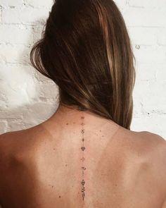 Tattoo; Back Tattoo; English Short Sentence Tattoo;Spinal Tattoo; Tattoo Quotes; Meaningful Tattoo; Creative Tattoo;Personalized Tattoo; Small Tattoo; Simple Tattoo; Neck Tattoo; Flower Tattoo; Animal Tattoo; Tattoo Fonts; Watercolor Tattoo;Sexy Tattoo; Fashion Tattoo Spine Tattoos For Women, Back Tattoo Women, Unalome Tattoo, Pretty Tattoos, Beautiful Tattoos, Body Art Tattoos, Small Tattoos, Bow Tattoos, Butterfly Tattoos