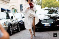 J'ai Perdu Ma Veste / Eva Chen, Milan.  // #Fashion, #FashionBlog, #FashionBlogger, #Ootd, #OutfitOfTheDay, #StreetStyle, #Style