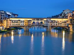 Florence --My favorite view of anything I have seen!!   I bought beautiful shoes on that bridge!! Oh The Places You'll Go, Great Places, Places Ive Been, Wonderful Places, Places To Travel, Places To Visit, Beautiful Places, Toscana, Ponte