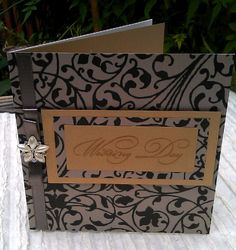 "Black & Gold Luxury Wedding Invitation ""Agnes"" by CraftyDesignerme on Etsy"